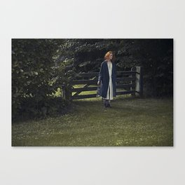 Anne Canvas Print