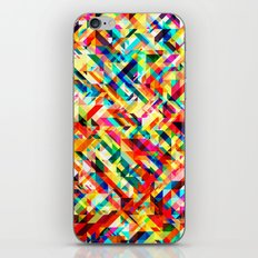 Summertime Geometric iPhone & iPod Skin