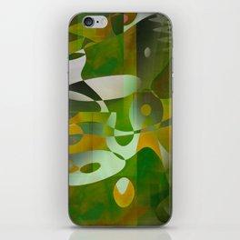 skeptical iPhone Skin