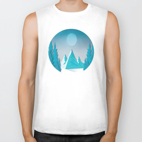 My Nature Collection No. 39 Biker Tank