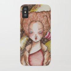 Dragon girl Slim Case iPhone X