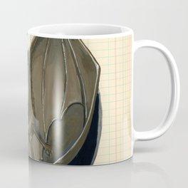 Metal Bat Tray in Gouache Coffee Mug