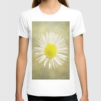 daisy T-shirts featuring Daisy by Pauline Fowler ( Polly470 )