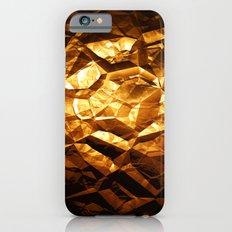 Golden Wrapper Slim Case iPhone 6s