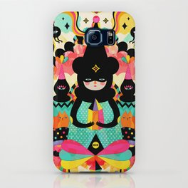 Magical Friends iPhone Case