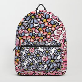 Over Flowers Backpack