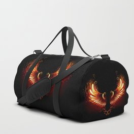Fire Wings Duffle Bag