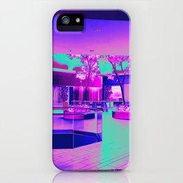 Retro Retail Realm iPhone Case