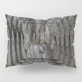 Bark Mandala Pillow Sham