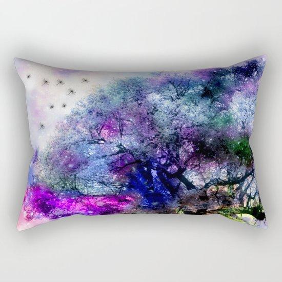 Dreams come true Rectangular Pillow