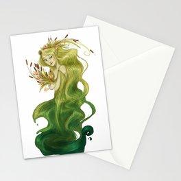Naiad/Náyade Stationery Cards