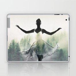 Forest Dancer Laptop & iPad Skin