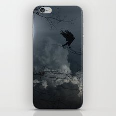 There's A Moon Out Tonight iPhone & iPod Skin