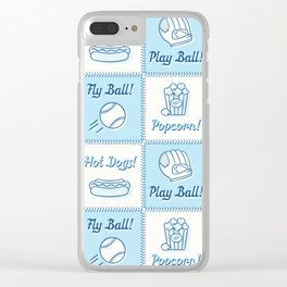 Stee-rike! Clear iPhone Case