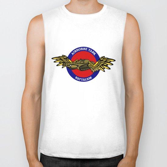 Tank with Wings Biker Tank