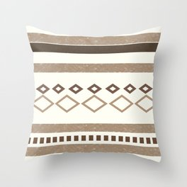 Out West (I) Throw Pillow