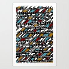 HaKuNa MaTaTa 3 Art Print