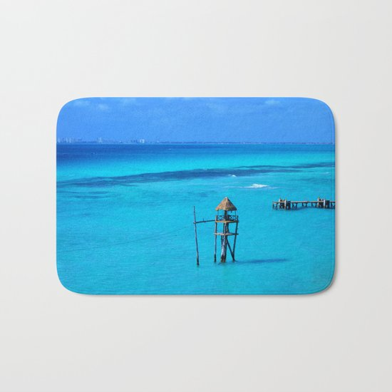 Lifeguard II Bath Mat