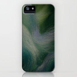 Fiber Ocean iPhone Case