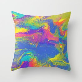Artwork_044 - jessie.does.life Throw Pillow