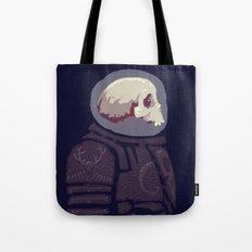 Spaceknight Skully Tote Bag
