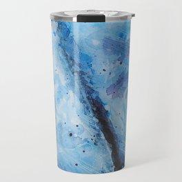 Blizzard forest Travel Mug