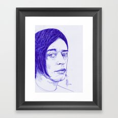 Blixa Framed Art Print