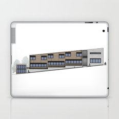 School Facade Laptop & iPad Skin