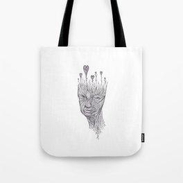 Love In Mind Tote Bag