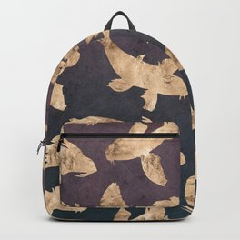 Goldfish pattern Backpack
