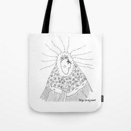 Diego on my Mind Tote Bag