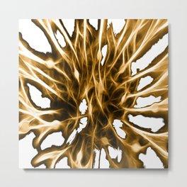 Brain Matter Metal Print