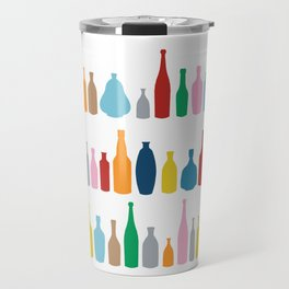 Bottles Multi Travel Mug