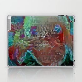 Collaged New Mite Laptop & iPad Skin