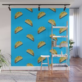 Let's Taco Bout This Wall Mural