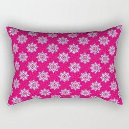 Indian Floral Seamless pattern Rectangular Pillow