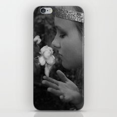 Stop to Smell the Roses iPhone & iPod Skin