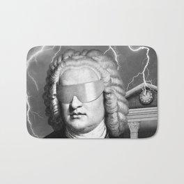 Bach To The Future (New Version) Bath Mat
