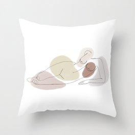 Fondness Throw Pillow