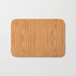 Wood Grain 4 Bath Mat