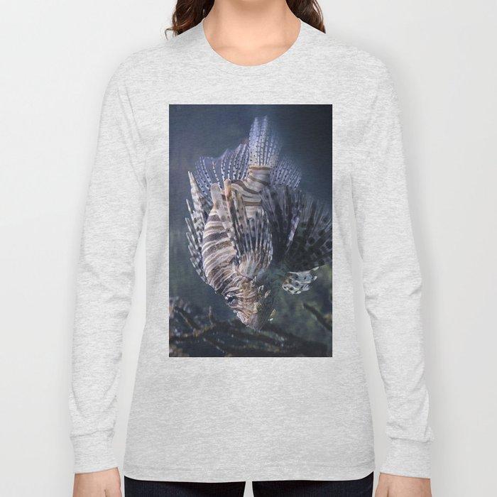 sea fish Long Sleeve T-shirt