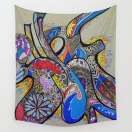TAG SURF Wall Tapestry