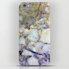 marble effect 007 (gold & amethyst) iPhone 6 Plus Slim Case
