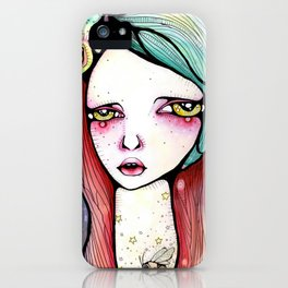 We Are All Just Star Dust iPhone Case