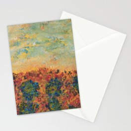 Flowers of Provence Stationery Cards