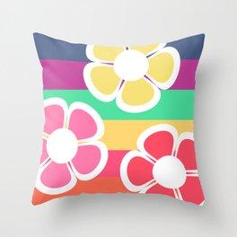 3, 2, 1... Summer! Throw Pillow