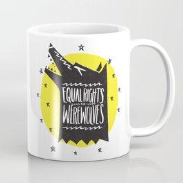 WEREWOLF RIGHTS Coffee Mug