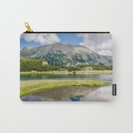 Mountain Lake Photography Print Carry-All Pouch