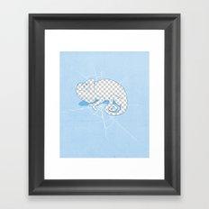 Transparent mode on Framed Art Print