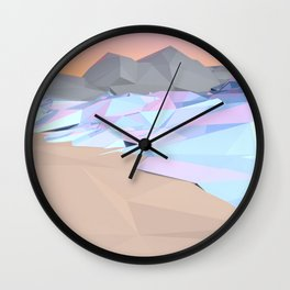 Beachy Wall Clock